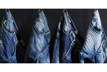 Denim Washing Process